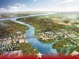 Phối cảnh dự án khu đô thị Mario Starlight Xuân Lãm - Trưng Vương - Uông Bí