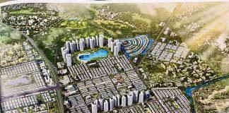 Phối cảnh dự án Vinhomes Dream City Văn Giang - Hưng Yên