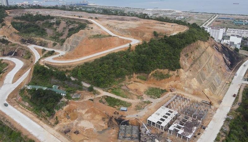 Tiến độ thực tế dự án Hạ Long Star Bãi Cháy - Quảng Ninh