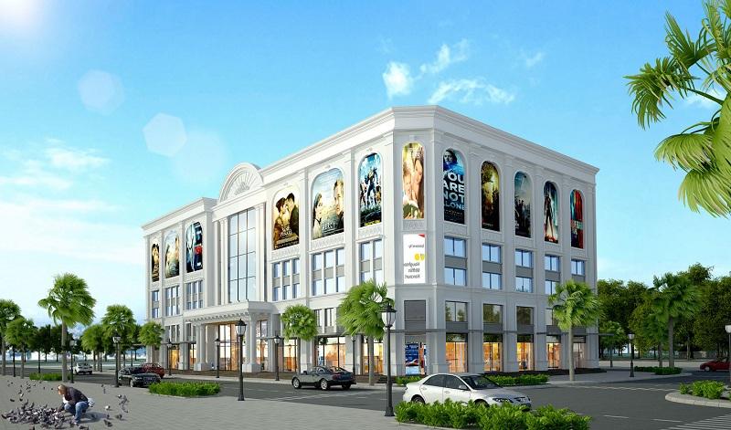 Trung tâm thương mại dự án Eurowindow Lake City Hoàng Mai - Yên Sở
