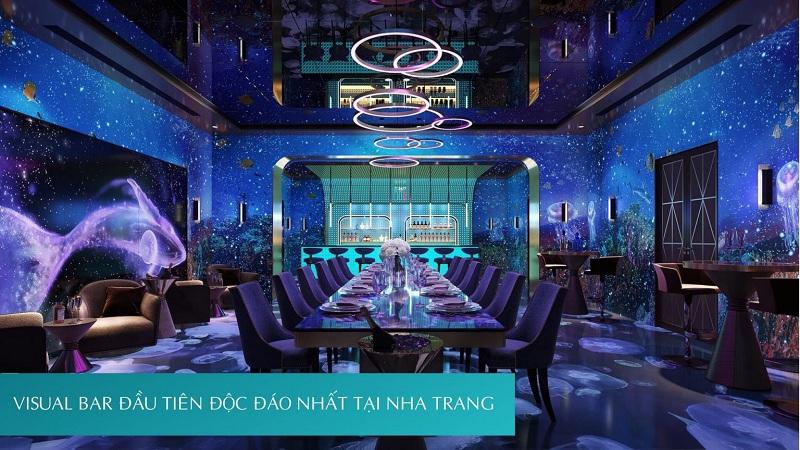 Visual Bar dự án căn hộ AnCruising Anh Nguyễn An Viên - Nha Trang