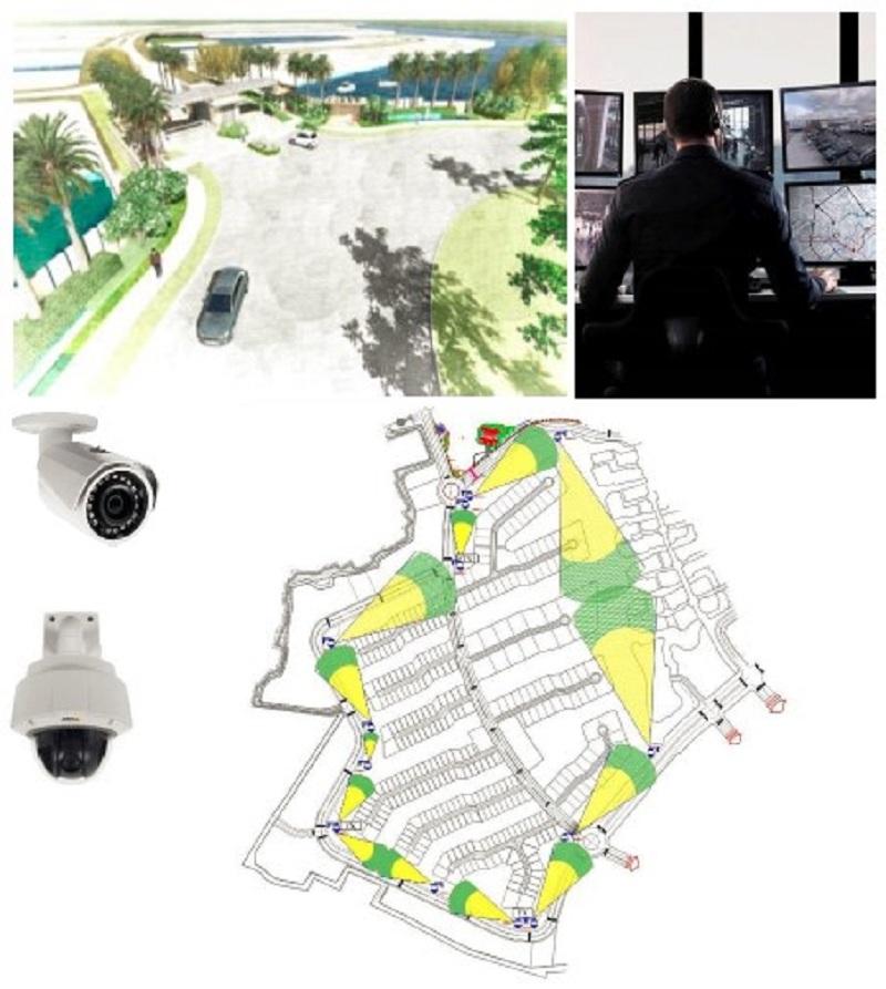 An ninh 24/24 biệt thự đảo lớn Ecopark Sofitel Residences Villas