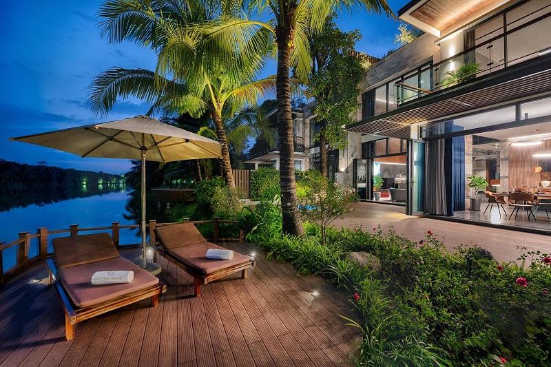 Ảnh thực tế 1 biệt thự mẫu Ecopark Sofitel Residences Villas
