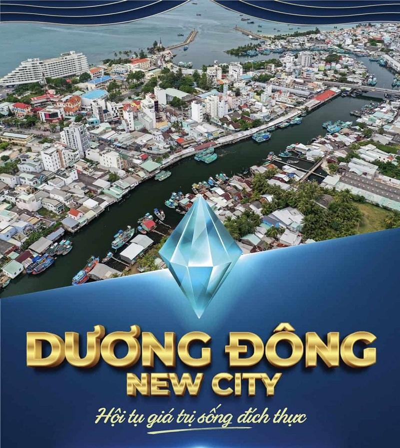 Hạ tầng 2 dự án Dương Đông New City Phú Quốc