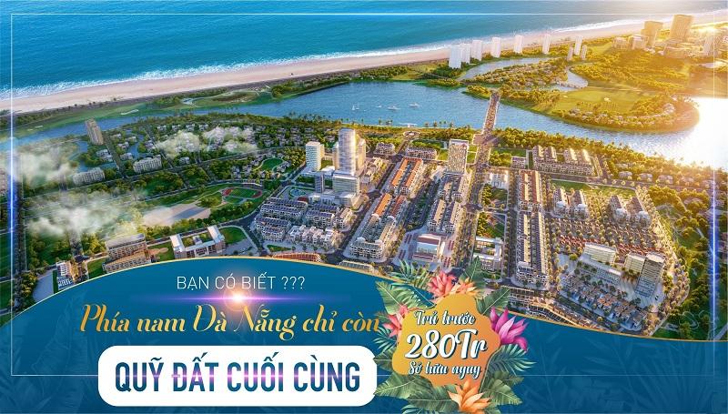 Mở bán đất nền Indochina Riverside Complex Nam Đà Nẵng