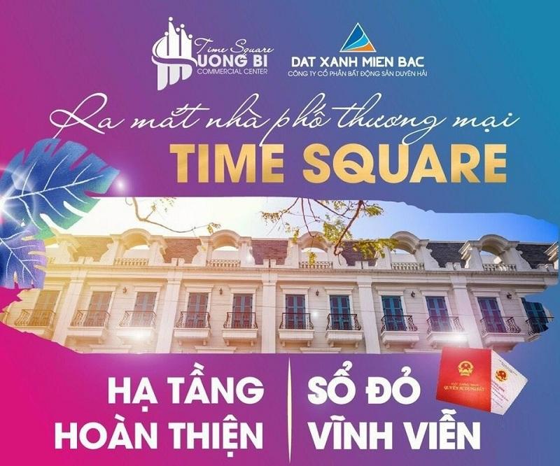 Mở bán Time Square Uông Bí - Tân Thành