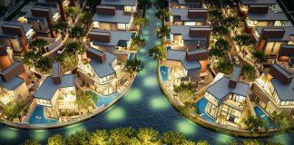 Phối cảnh 2 dự án biệt thự Regal Victoria Quảng Nam