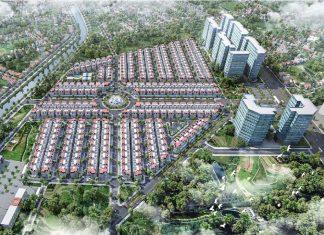 Phối cảnh 1 biệt thự Will State khu B Dương Nội - Tập đoàn Nam Cường