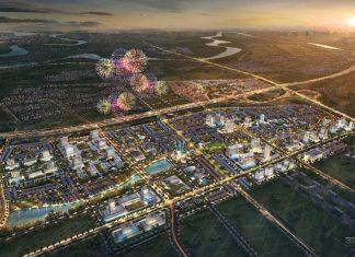 Phối cảnh dự án Kim Đô Policity Yên Phong - Bắc Ninh