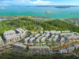 Phối cảnh dự án The Astro Hạ Long Bay - Bãi Cháy