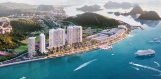Phối cảnh dự án The Sapphire Mansions Hạ Long - Doji