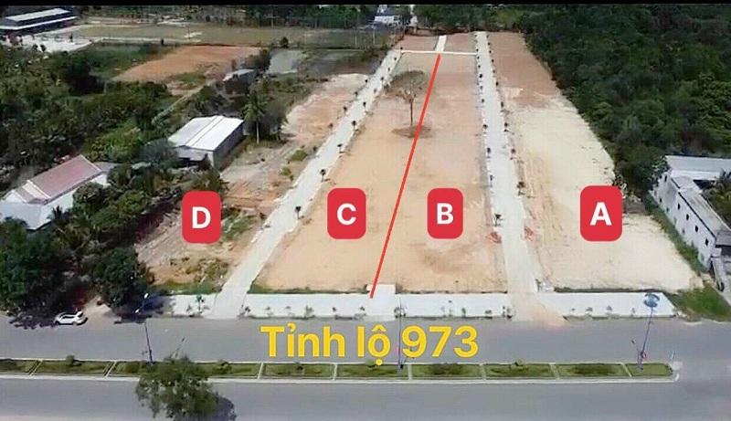 Quy hoạch phân lô dự án đất nền Dương Đông New City Phú Quốc