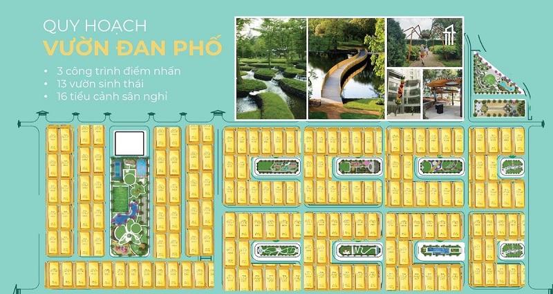 Quy hoạch phân lô dự án ParaSol KN Paradise Cam Ranh Khánh Hòa