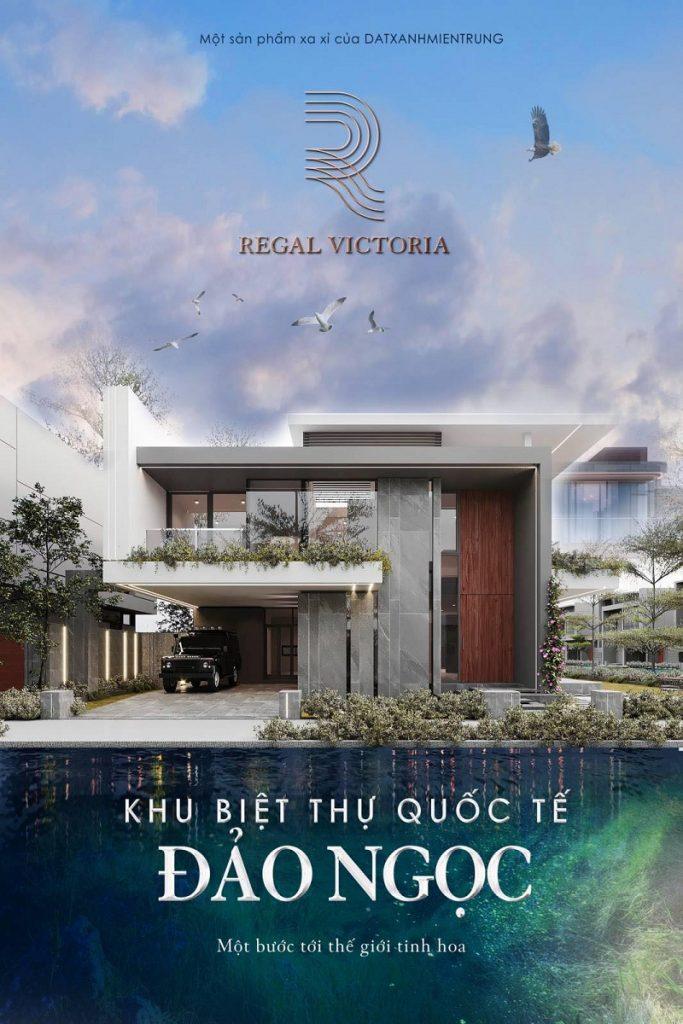 Ra mắt Regal Victoria Quảng Nam