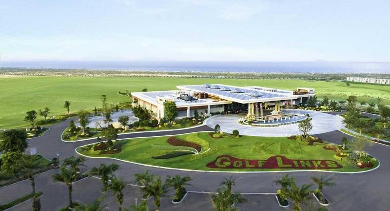 Sân Golf 2 dự án ParaSol KN Paradise Cam Ranh Khánh Hòa