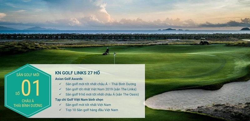 Sân Golf dự án ParaSol KN Paradise Cam Ranh Khánh Hòa