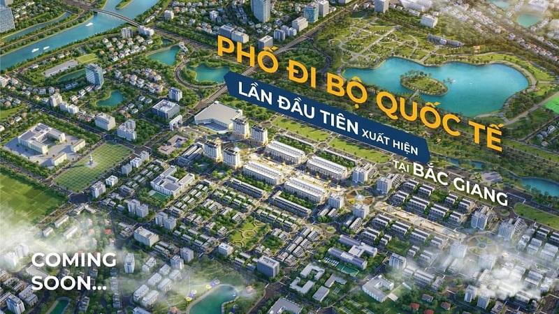 Sắp ra mắt dự án HP Intermix Bắc Giang trong khu đô thị 100ha