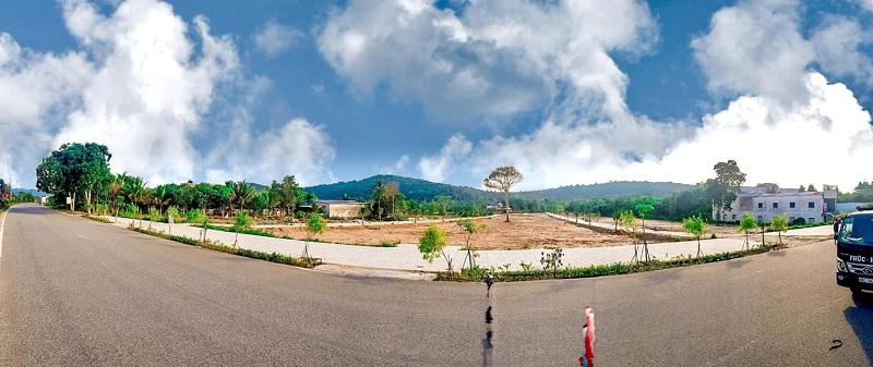 Tiến độ thực tế 2 dự án Dương Đông New City Phú Quốc