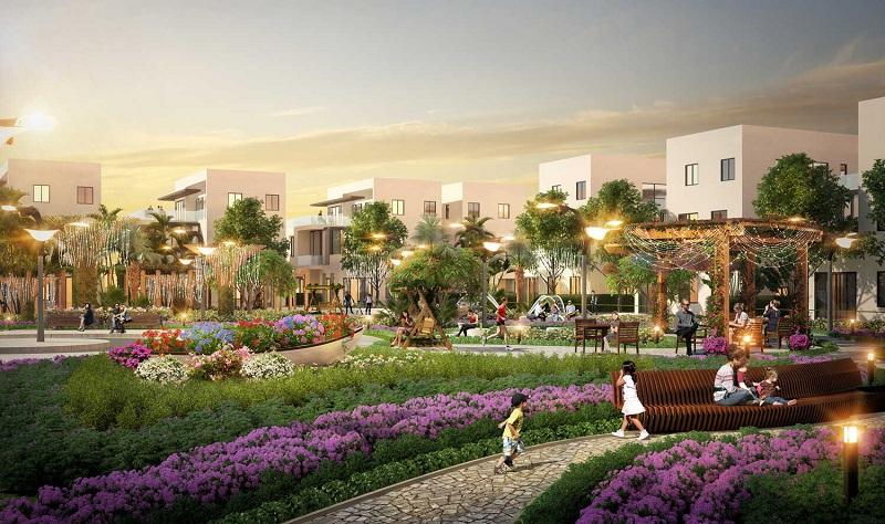 Tiện ích dự án đất nền Indochina Riverside Complex Nam Đà Nẵng