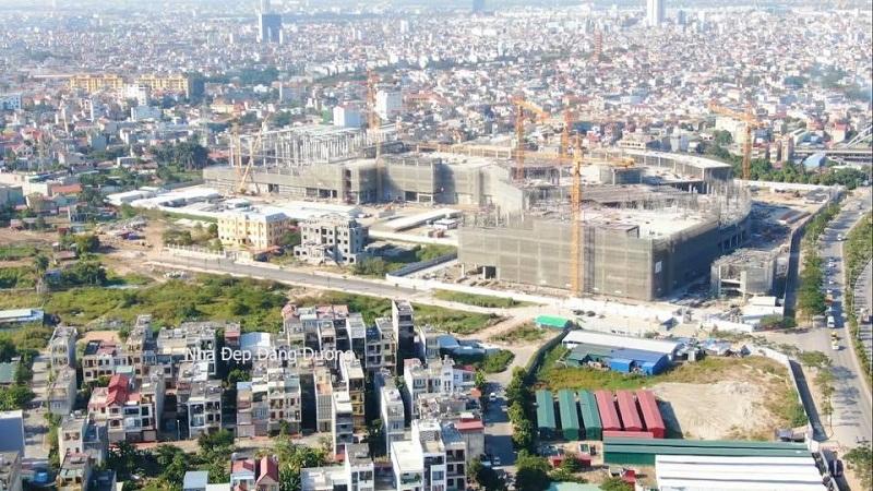 AEON Mall cạnh dự án Hoàng Huy New City Thủy Nguyên - Hải Phòng