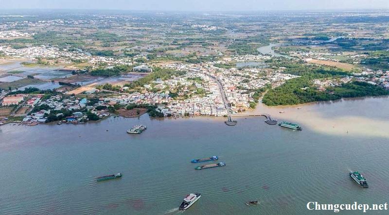 Ảnh thực tế 2 dự án Angel Island Nhơn Trạch - Đồng Nai - The Saigon Eyes