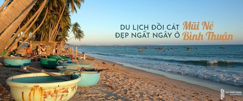 Bãi biển Sunshine Heritage Mũi Né - Phan Thiết