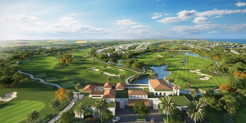 Biệt thự Golf dự án Dragon Ocean Đồ Sơn - Hải Phòng - Geleximco