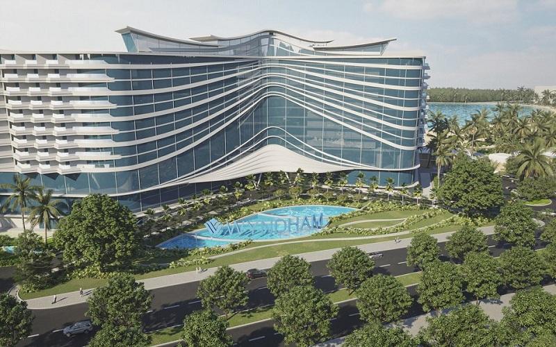 Condotel Wyndham dự án Dragon Ocean Đồ Sơn - Hải Phòng - Geleximco