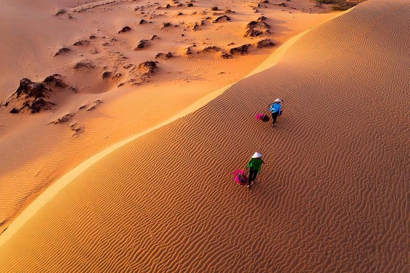 Đồi cát dự án Sunshine Heritage Mũi Né - Phan Thiết