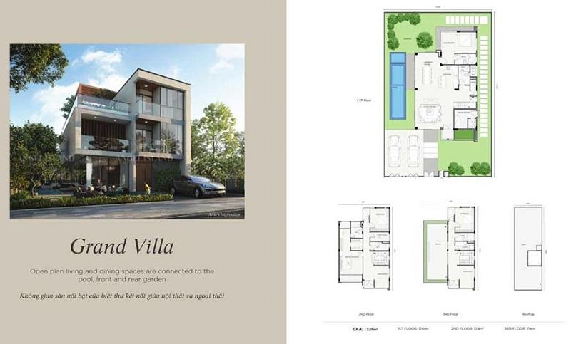 Grand Villa dự án Angel Island Nhơn Trạch - Đồng Nai - The Saigon Eyes