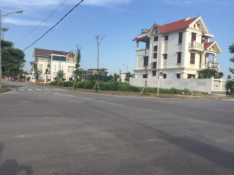 Hình ảnh thực tế khu đô thị Thống Nhất - Nam Cường - Nam Định