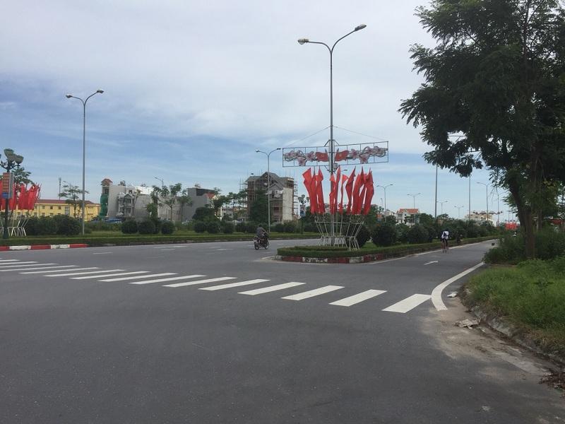 Hình ảnh thực tế 2 khu đô thị Thống Nhất - Nam Cường - Nam Định