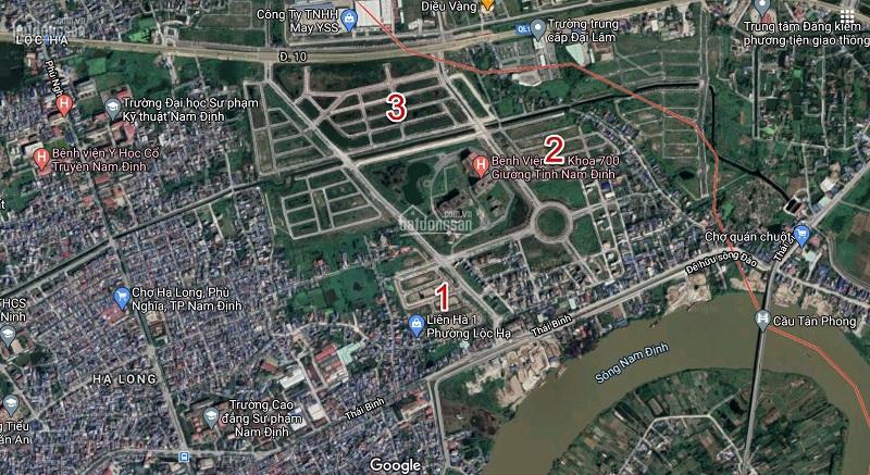 Kết nối khu đô thị Thống Nhất - Nam Cường - Nam Định