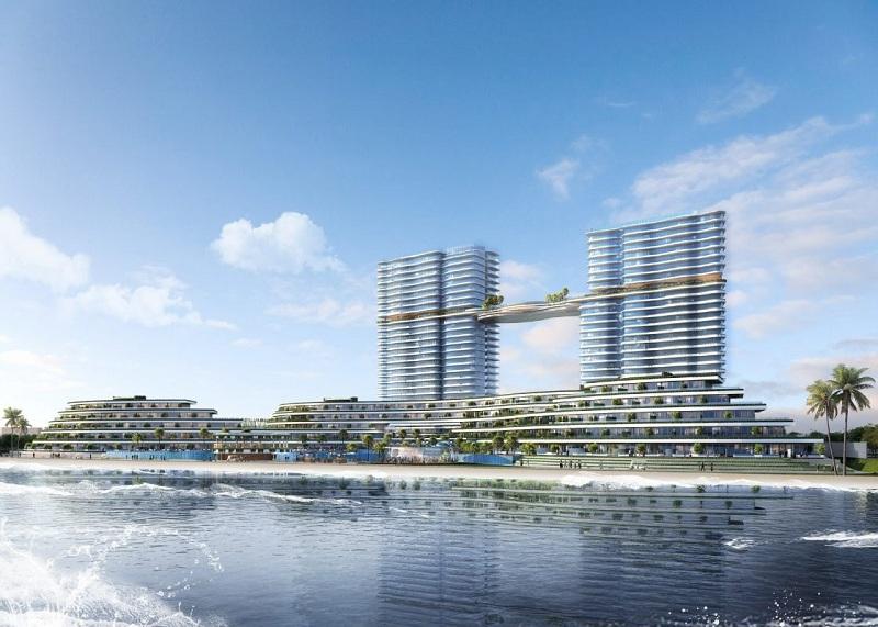 Khách sạn Sheraton dự án Venezia Beach Hồ Tràm - Bình Châu
