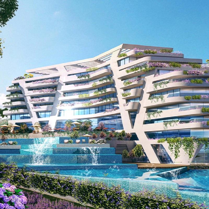 Khách sạn Sunshine Heritage Mũi Né - Phan Thiết