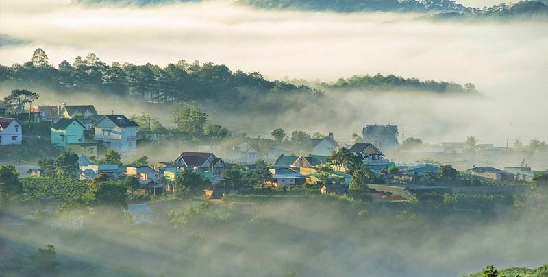 Không khí trong lành dự án Novaworld Đà Lạt - Lâm Đồng