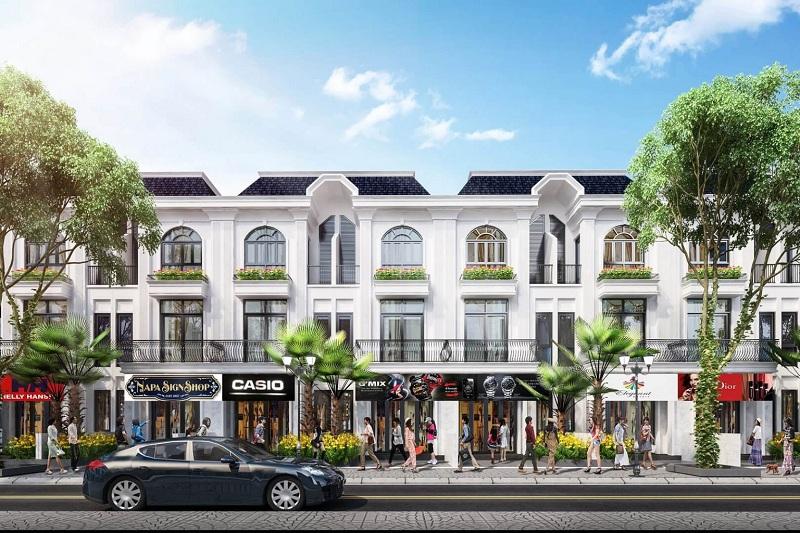 Liền kề dự án đất nền Seaport Vĩnh Tân - Bình Thuận