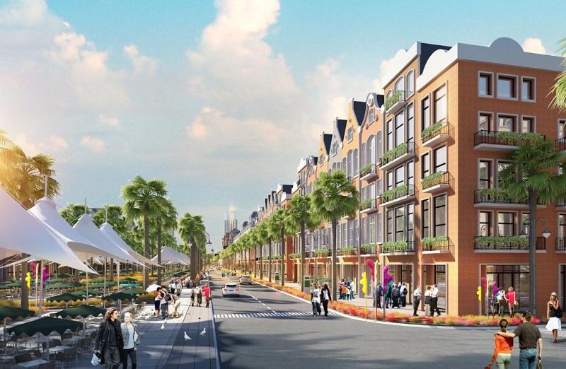 Liền kề dự án FLC Square World Bắc Giang