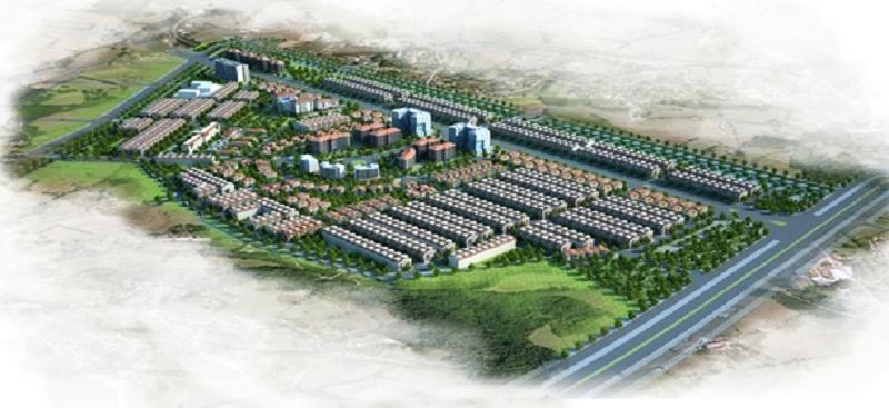 Phối cảnh 2 khu đô thị Thống Nhất - Nam Cường - Nam Định