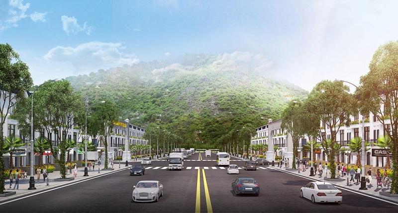 Phối cảnh 2 dự án đất nền Seaport Vĩnh Tân - Bình Thuận
