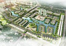 Phối cảnh dự án Hanaka Paris Phú Quý - Văn Môn