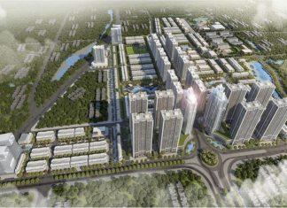 Phối cảnh dự án Hoàng Huy New City Thủy Nguyên - Hải Phòng