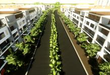 Phối cảnh dự án Mỹ Hào Garden City Phố Nối - Hưng Yên