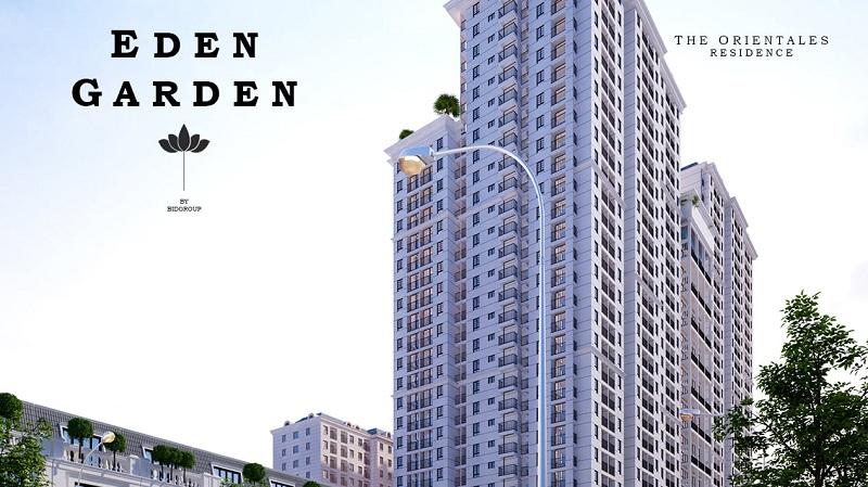 Ra mắt dự án BID Homes Eden Garden Lê Lợi - Thái Bình