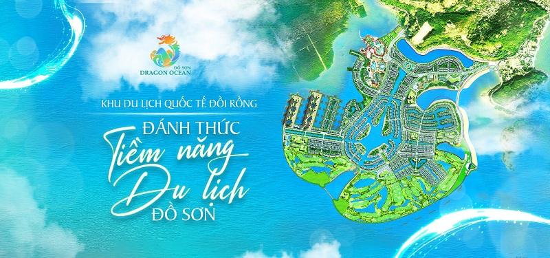 Ra mắt dự án Dragon Ocean Đồ Sơn - Hải Phòng - Geleximco