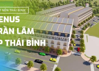 Ra mắt dự án Venus Center City Trần Lãm - Thái Bình