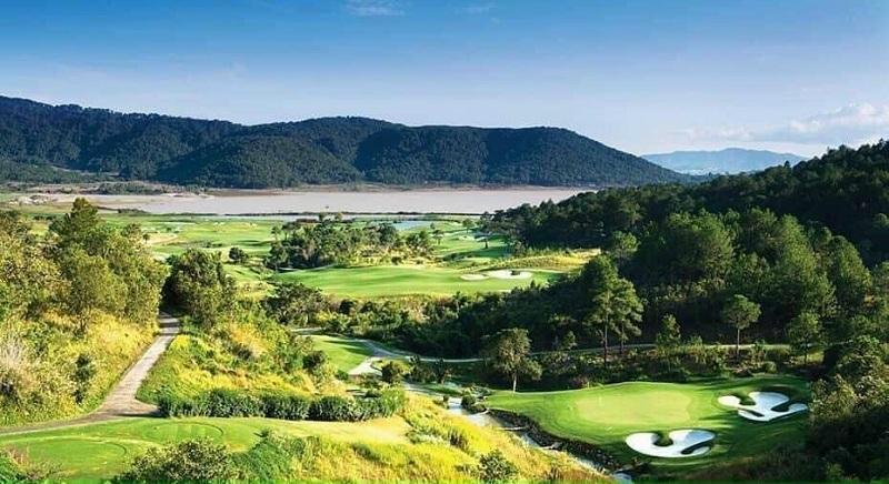 Sân Golf1 dự án Novaworld Đà Lạt - Lâm Đồng