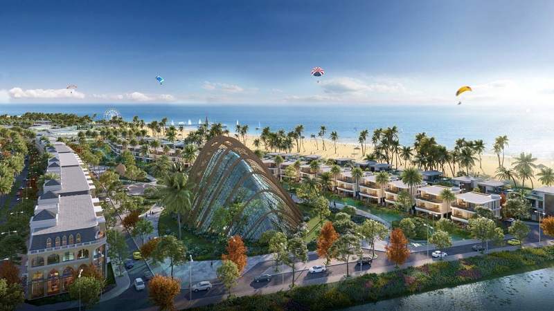 Spa Wellness Center dự án Venezia Beach Hồ Tràm - Bình Châu