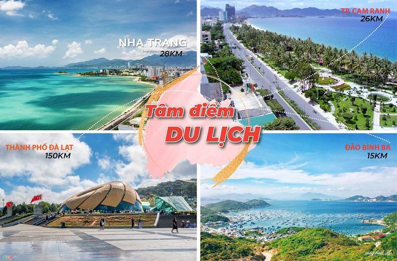 Tâm điểm du lịch đất nền Cam Lâm Sky Lake ven Đầm Thủy Triều