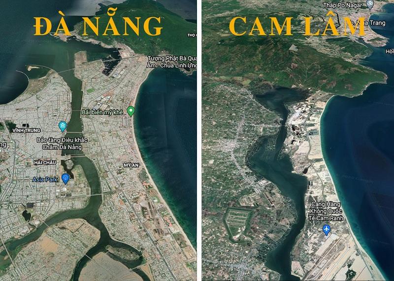 Tiềm năng 2 đất nền Cam Lâm Sky Lake ven Đầm Thủy Triều